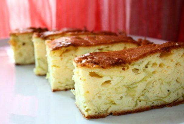 Рецепты быстрого пирога на плите